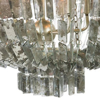 Glendive Mirror Chandelier - Lighting - High Fashion Home
