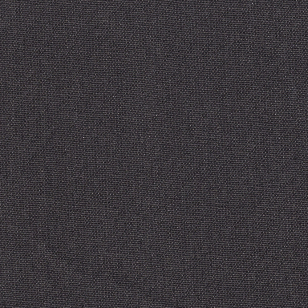 Glynn Linen, Black 93 - Fabrics - High Fashion Home