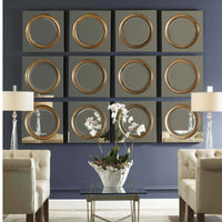 Gouveia Square Mirror - Accessories - High Fashion Home
