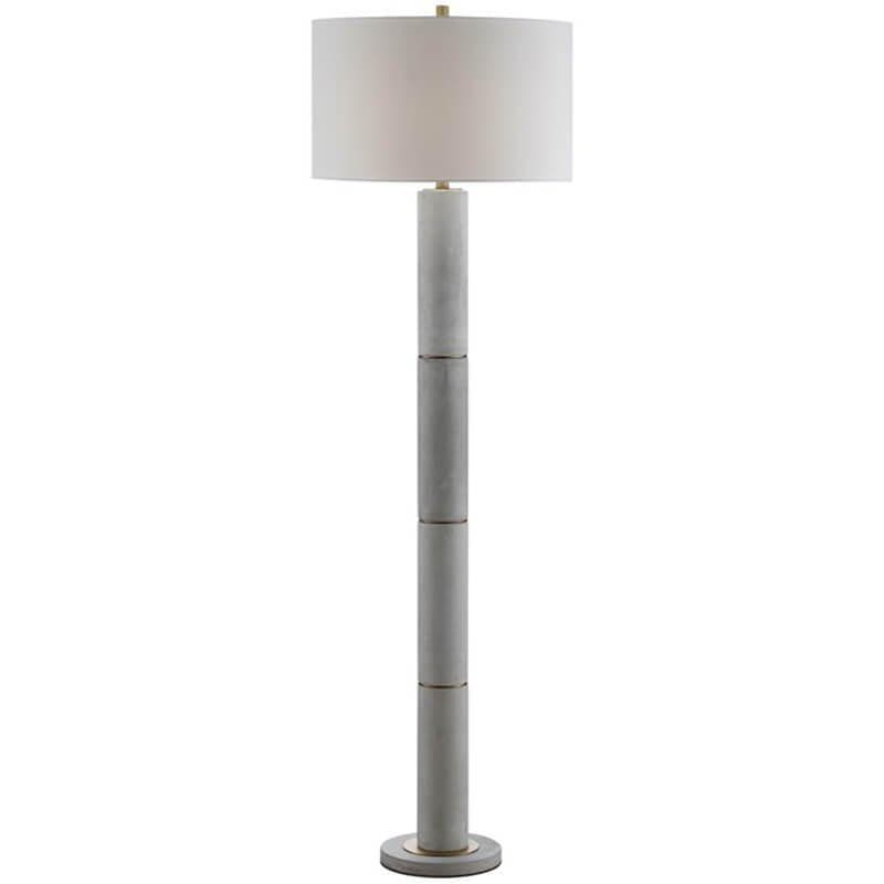 Hadley Floor Lamp - Lighting - High Fashion Home