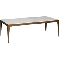 Hancock Cocktail Table - Modern Furniture - Coffee Tables - High Fashion Home