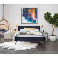 Olivia Nightstand - Furniture - Bedroom - High Fashion Home
