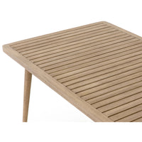 Hansen Outdoor Dining Table - Modern Furniture - Dining Table - High Fashion Home