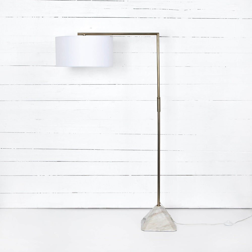 Hartford Floor Lamp - Lighting - High Fashion Home