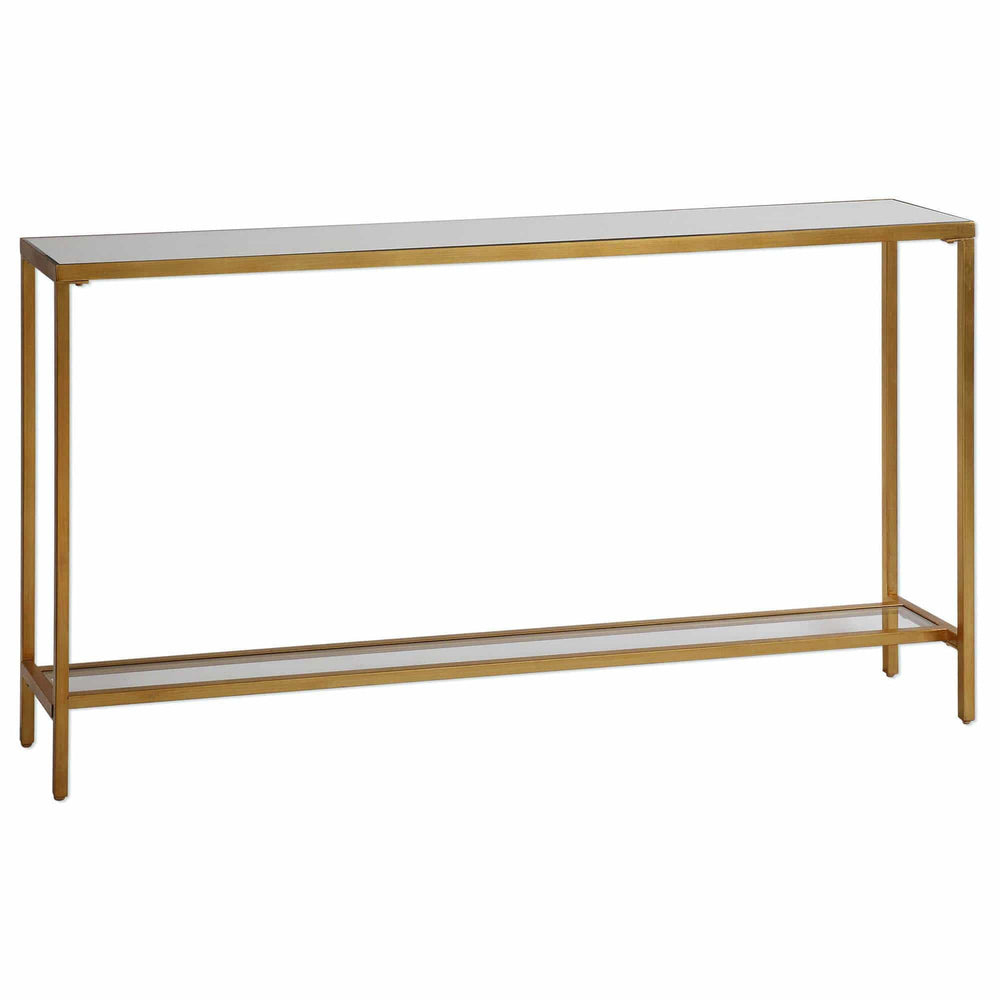 Hayley Console Table - Furniture - Accent Tables - High Fashion Home