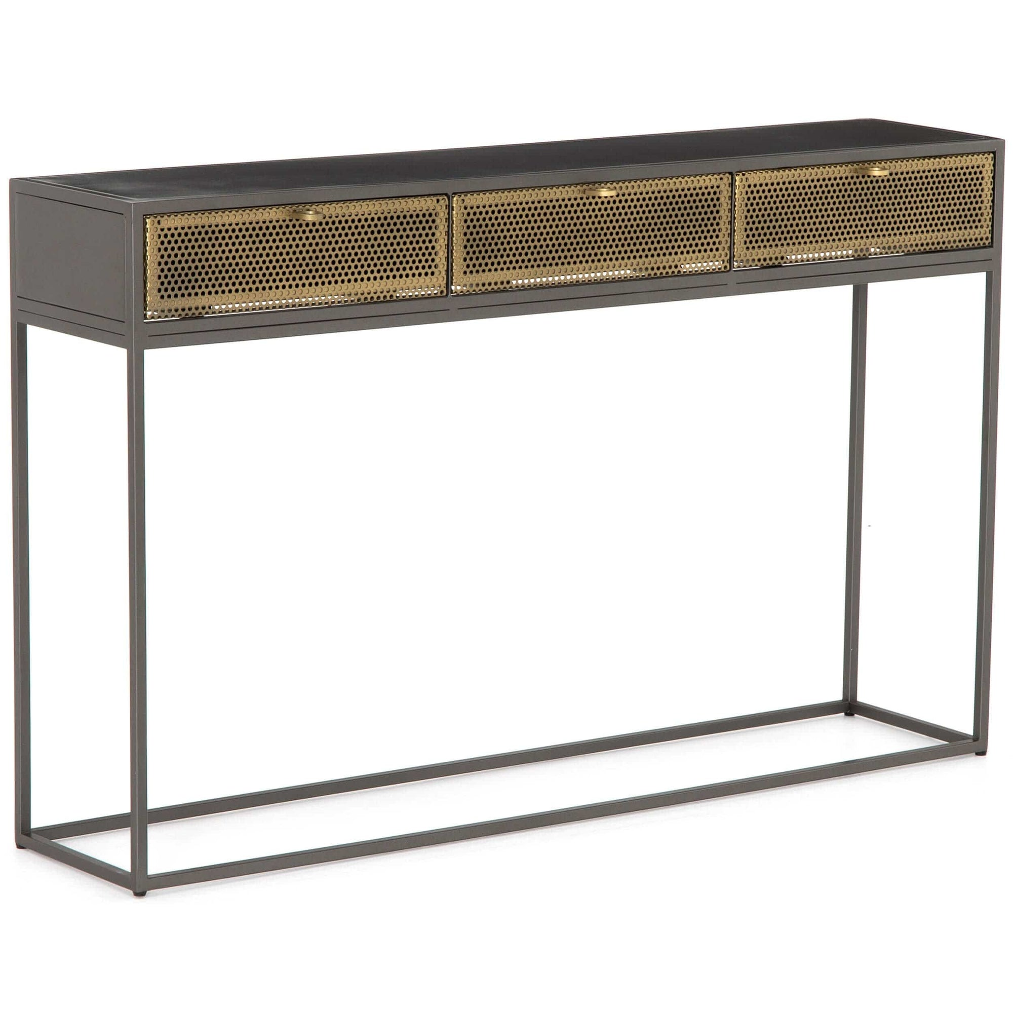 Pleasing Hendrick Console Table High Fashion Home Gmtry Best Dining Table And Chair Ideas Images Gmtryco