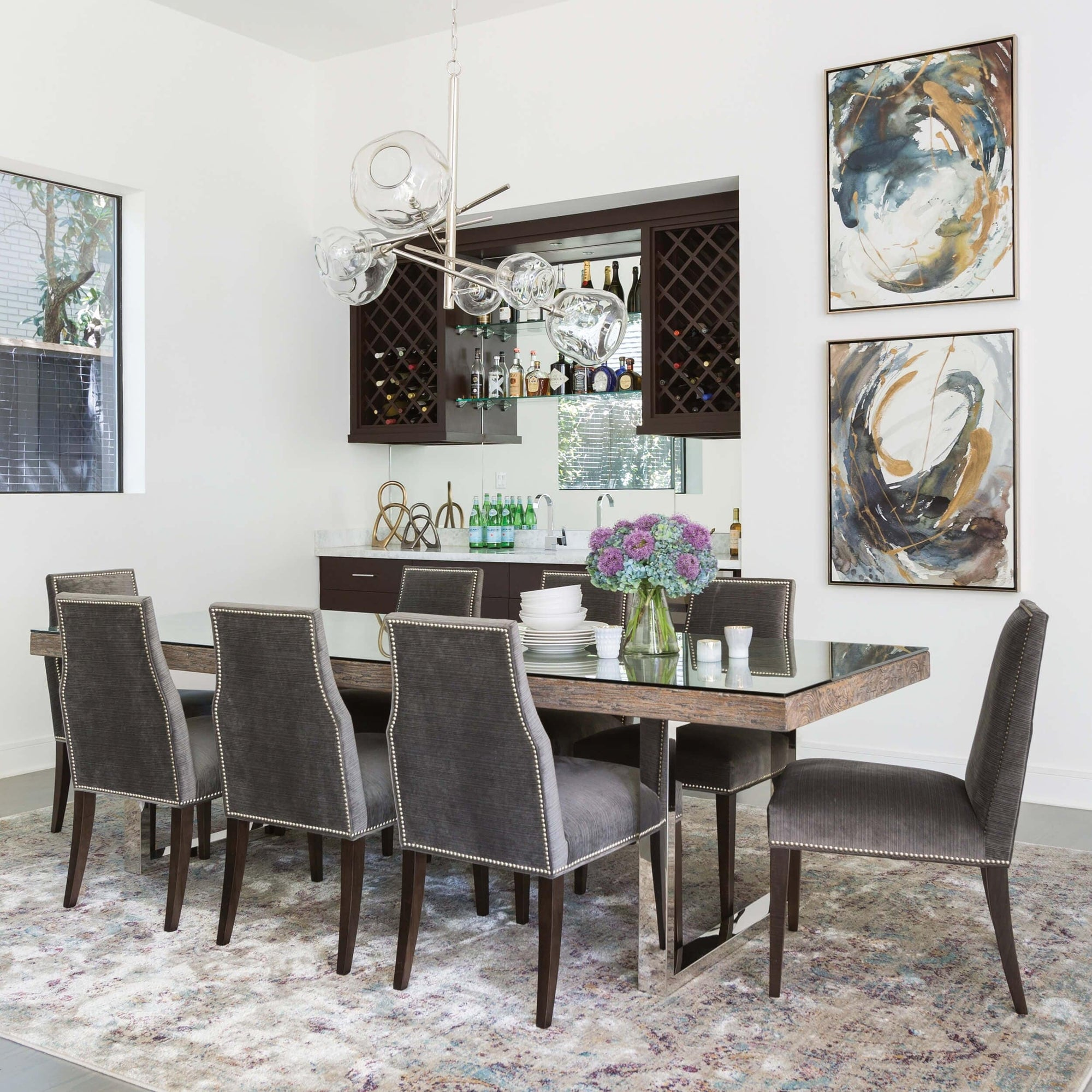 Henley Dining Table – High Fashion Home