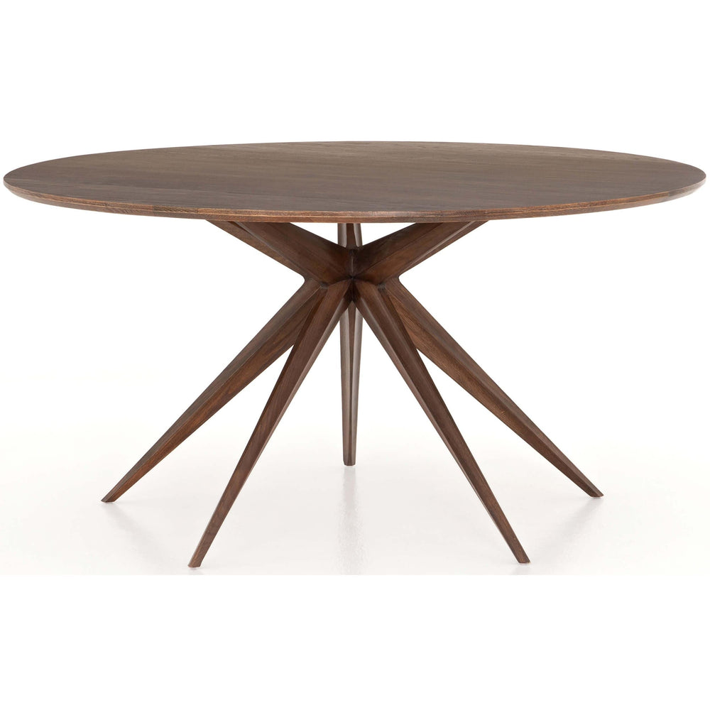 Hewitt Round Dining Table - Modern Furniture - Dining Table - High Fashion Home