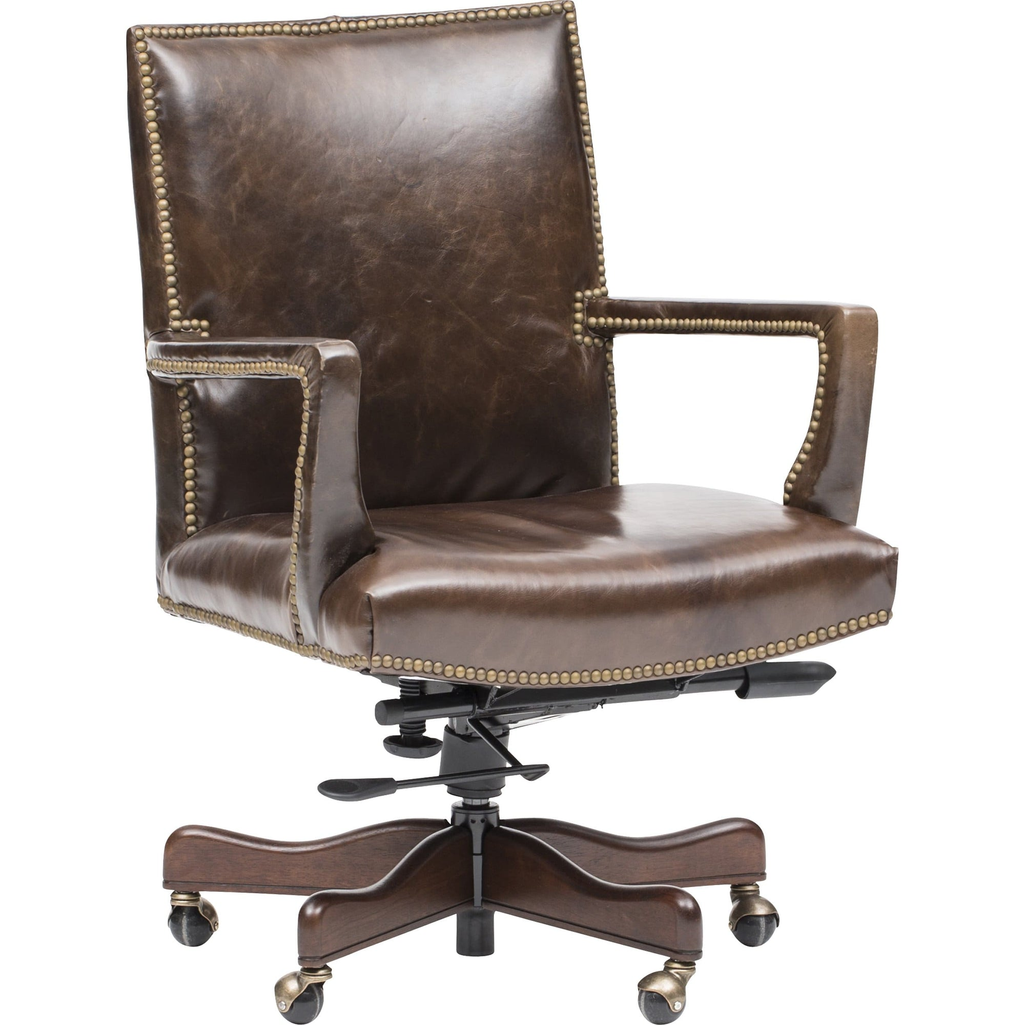 Miraculous Frank Executive Leather Office Chair Interior Design Ideas Clesiryabchikinfo