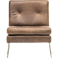 Lance Leather  Chair - Furniture - Chairs - Leather