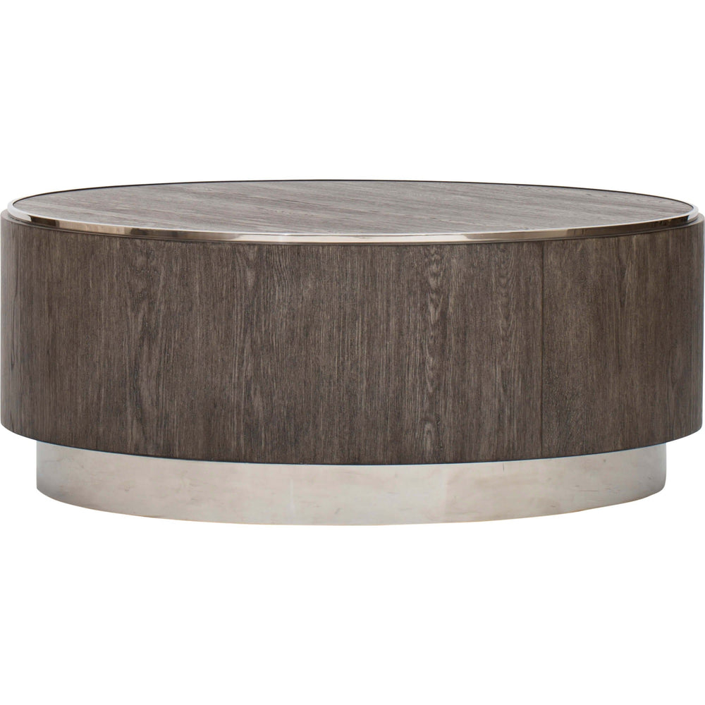 Storia Round Cocktail Table - Furniture - Accent Tables - End Tables