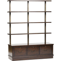 Palisade Bookcase - Furniture - Storage - Office