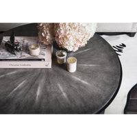 Niko Shagreen Cocktail Table - Modern Furniture - Coffee Tables - High Fashion Home