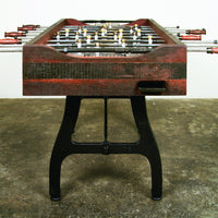 Artisan Reclaimed Wood Foosball Table - Furniture - Accent Tables - High Fashion Home