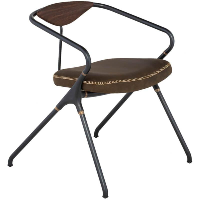 Akron Dining Chair, Jin Green