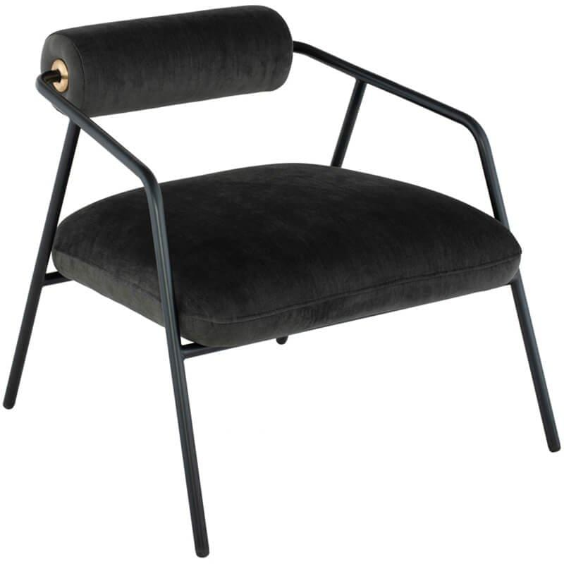 Cyrus Chair, Black