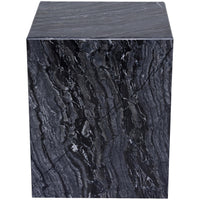 Matisse Side Table, Black - Furniture - Accent Tables - End Tables