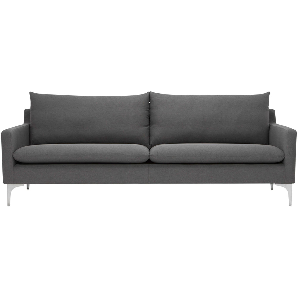 Anders Sofa, Slate Grey - Furniture - Sofas - Fabric