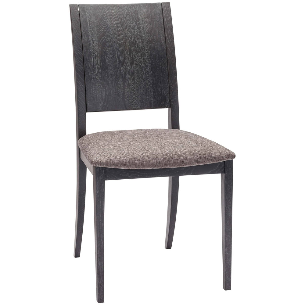 Eska Dining Chair, Dark Grey - Furniture - Dining - High Fashion Home