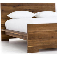 Holland Queen Bed - Modern Furniture - Beds - High Fashion Home