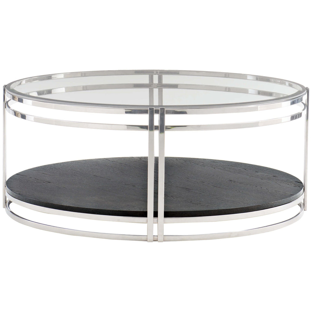 Caden Round Cocktail Table