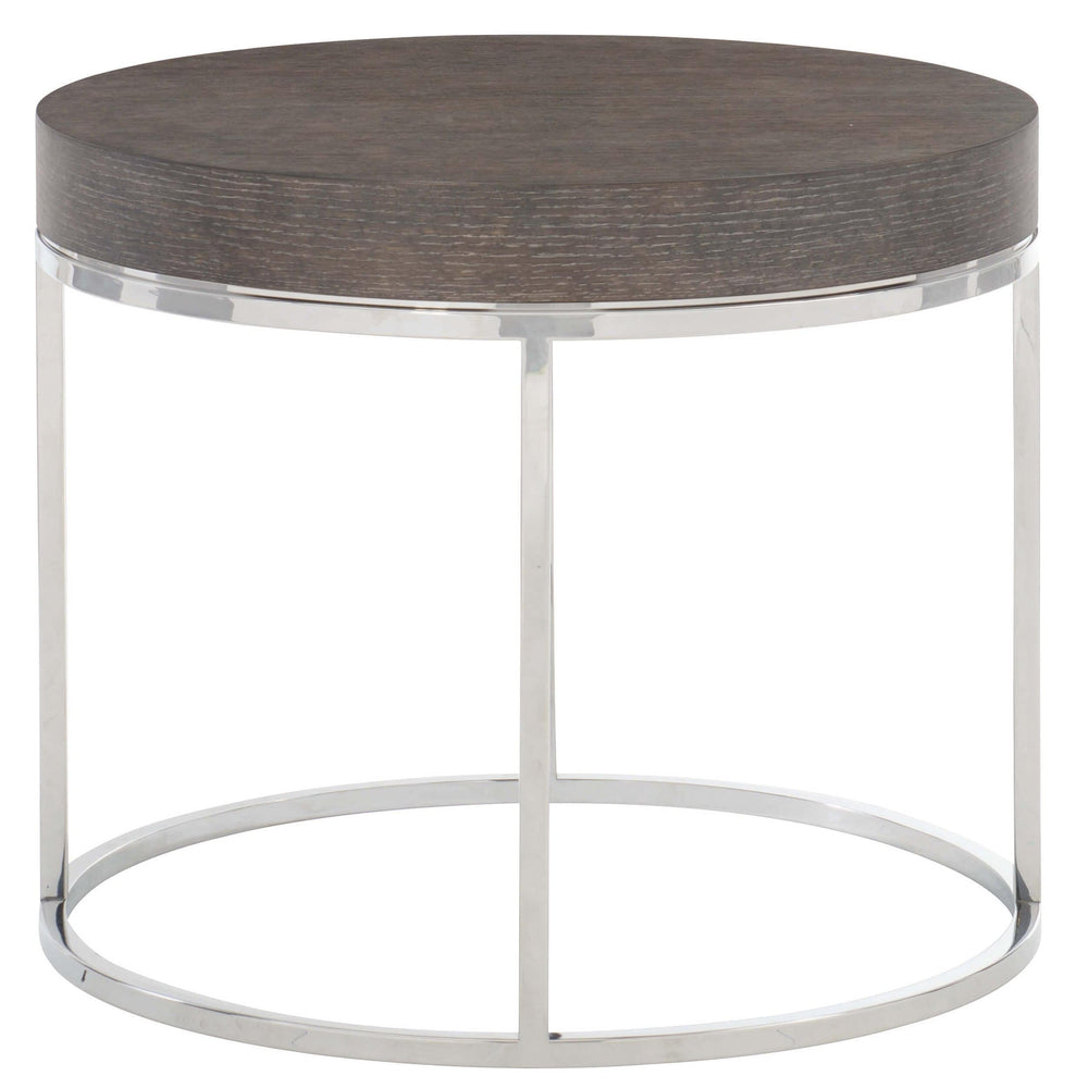 Riverside Round End Table - Furniture - Accent Tables - High Fashion Home