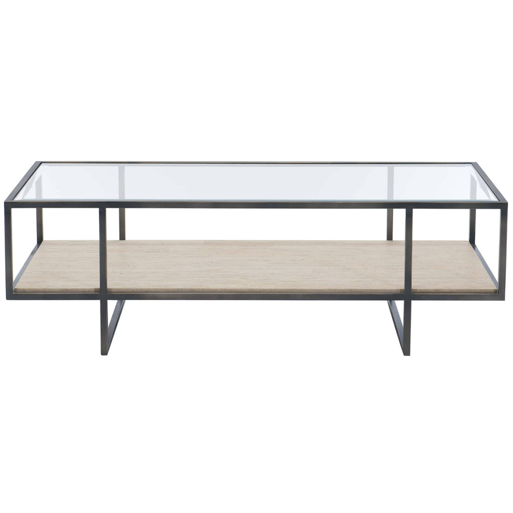 Harlow Rectangular Cocktail Table - Furniture - Accent Tables - High Fashion Home
