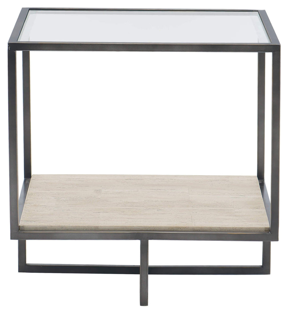 Harlow Square End Table