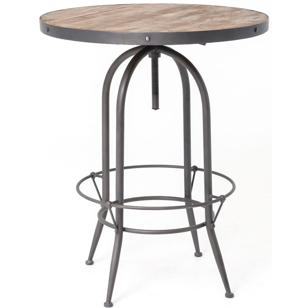 Bristol Pub Table - Modern Furniture - Dining Table - High Fashion Home