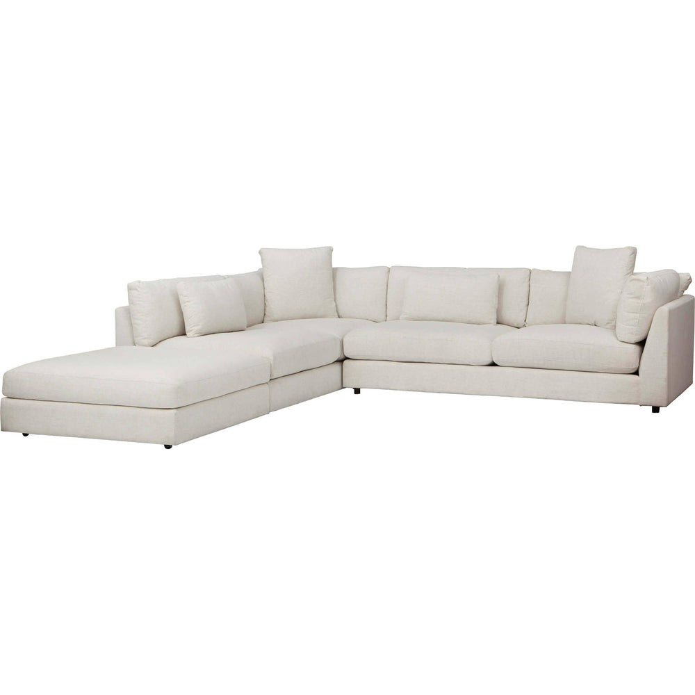 Kellen Sectional, Nomad Snow