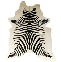 Zebra Cowhide - Accessories - Rugs - Cowhide Rugs