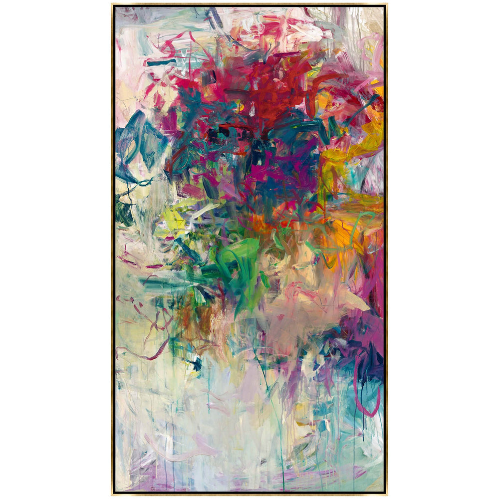 I'll Keep it with Mine I Framed - Accessories - Canvas Art - Abstract