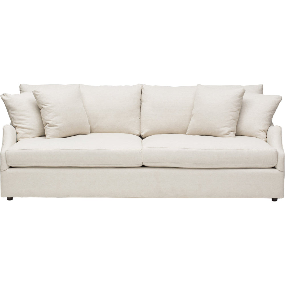 Ian Sofa, Duet Natural - Modern Furniture - Sofas - High Fashion Home