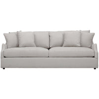 Ian Sofa, Graceland Sorrel - Modern Furniture - Sofas - High Fashion Home