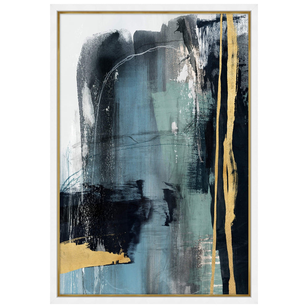 Into the Rain  - Accessories - Canvas Art - Abstract