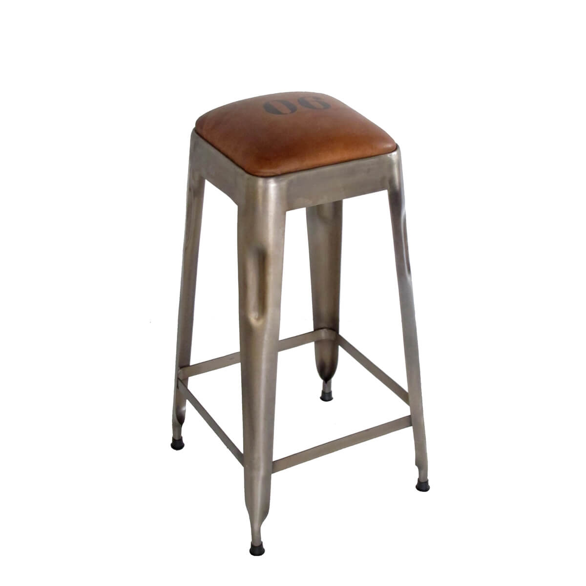 Awe Inspiring Ironworks Counter Stool W Leather Top High Fashion Home Uwap Interior Chair Design Uwaporg