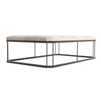 Isle Ottoman, Fulci Sonte - Modern Furniture - Coffee Tables - High Fashion Home