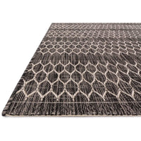 Isle IE-01, Black/Grey - Rugs1 - High Fashion Home