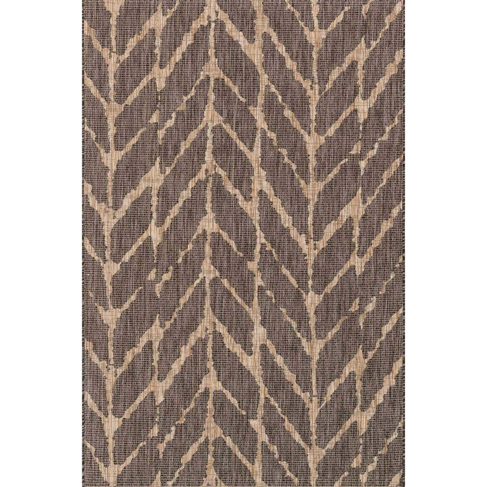 Isle IE-02, Charcoal/Mocha - Accessories - Rugs - Outdoor Rugs