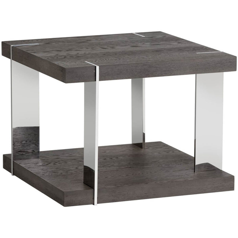 Carmella End Table - Furniture - Accent Tables - High Fashion Home