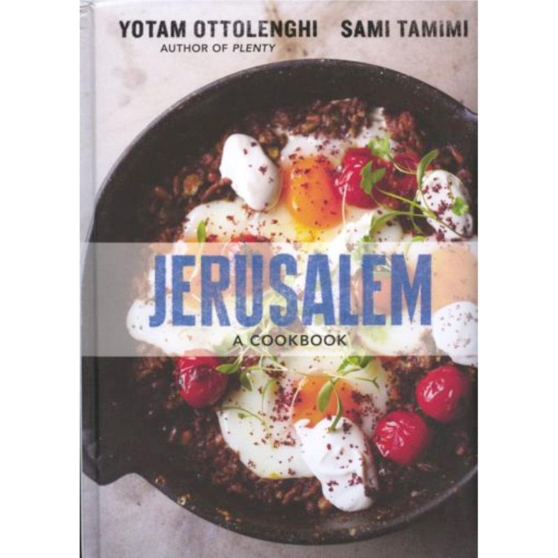 Jerusalem: A Cookbook  -