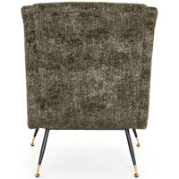 Jessa Chair, Camargue Forest - Modern Furniture - Accent Chairs - High Fashion Home