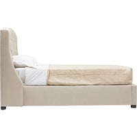Jordan Tufted Bed - Modern Furniture - Beds - High Fashion Home