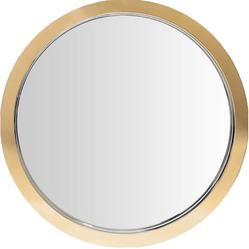 Julian Mirror, Gold - Accessories - High Fashion Home