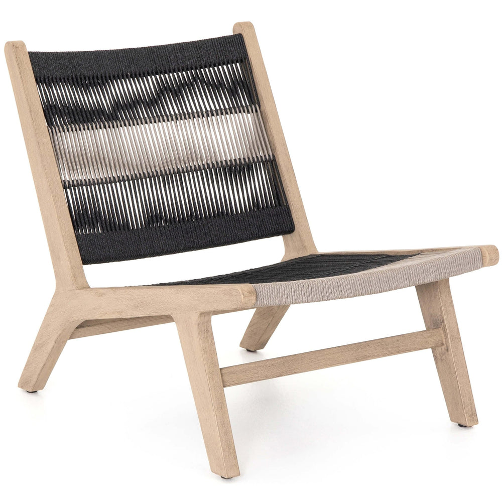 Julian Outdoor Chair, Dark Grey