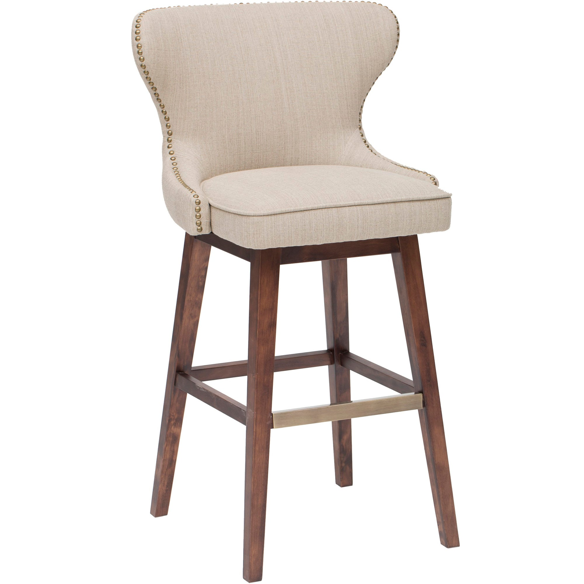 Peachy Julie Swivel Bar Stool High Fashion Home Pabps2019 Chair Design Images Pabps2019Com
