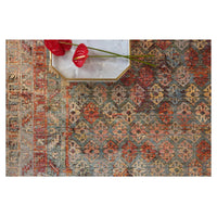 Loloi Rug Javari JV-03 Slate/Berry - Rugs1 - High Fashion Home