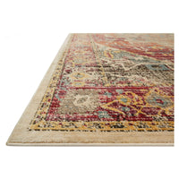 Loloi Rug Javari JV-08 Berry/Sunrise - Rugs1 - High Fashion Home