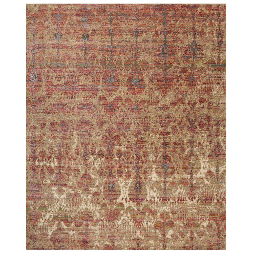 Loloi Rug Javari JV-10 Drizzle/Berry - Rugs1 - High Fashion Home