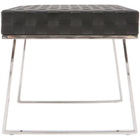 Karlee Bench, Black - Furniture - Accent Tables - High Fashion Home
